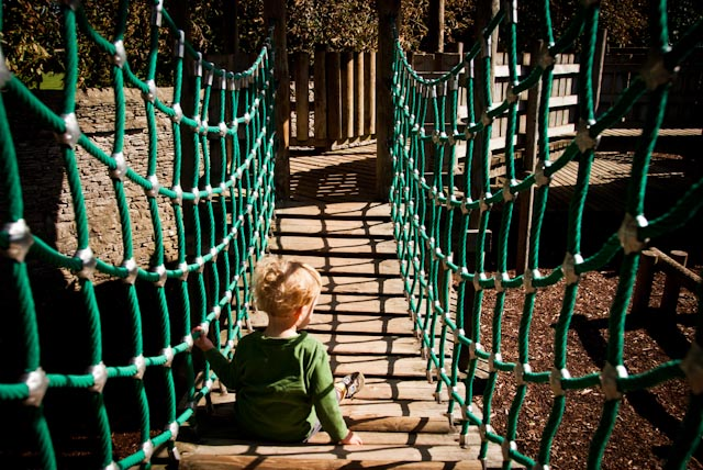 Blenheim Palace Adventure Playground