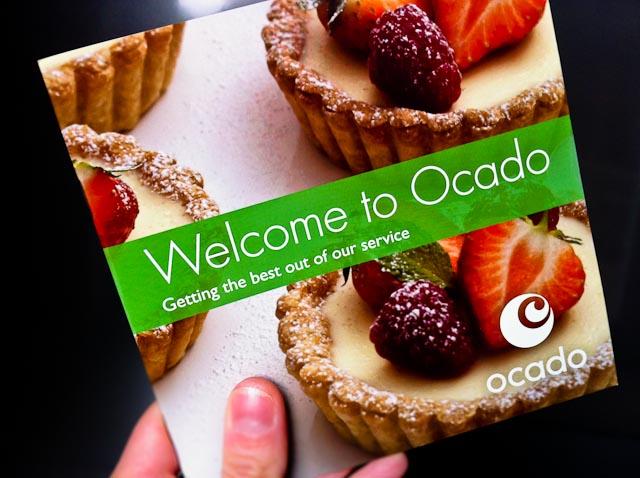 Welcome to Ocado
