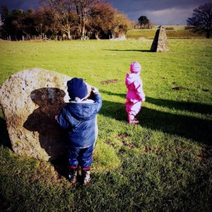 Following the Stones