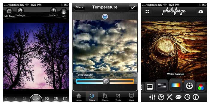 Basic iPhone Editing Apps