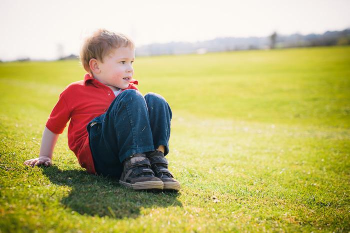 Oxfordshire Children's Photographer