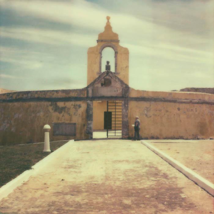 Polaroid Peniche Fortress