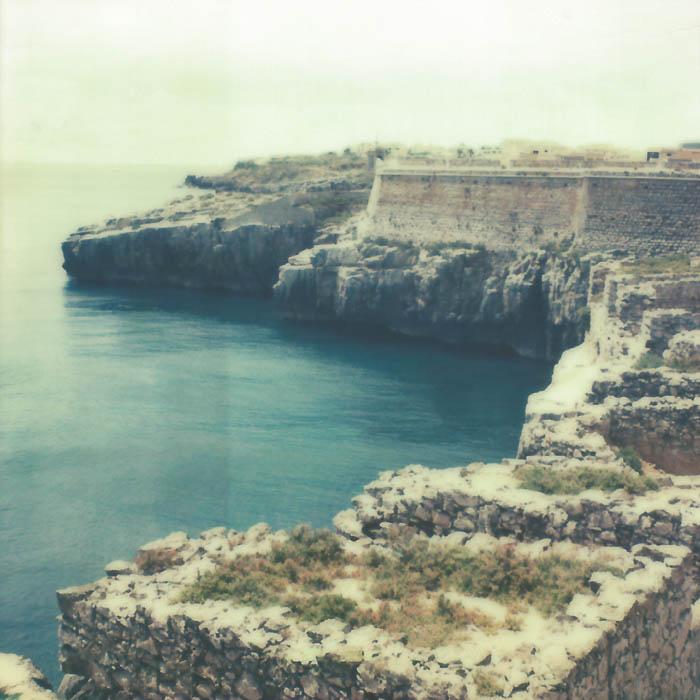 Polaroid Peniche Portugal