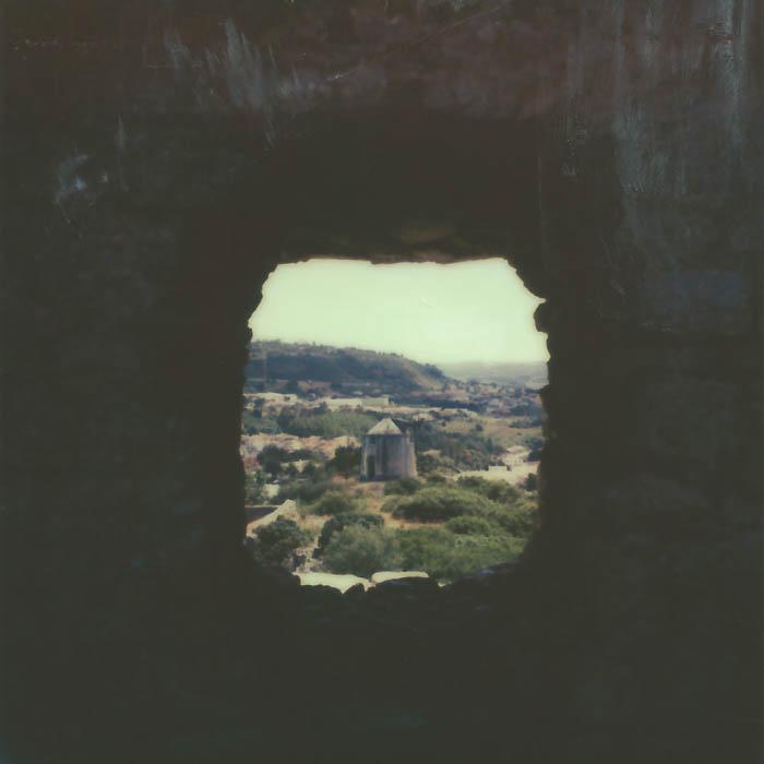 Polaroid Obidos Portugal