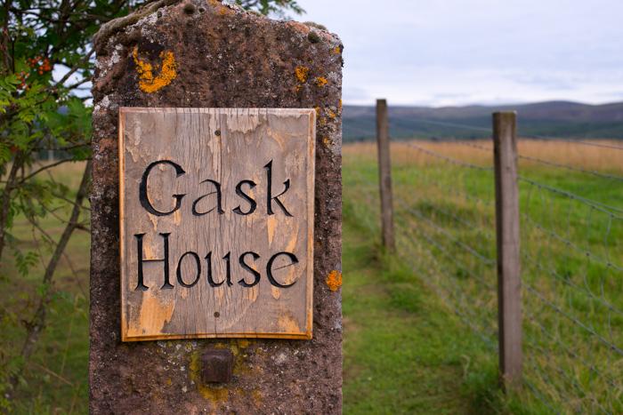 Gask House Farm Scotland