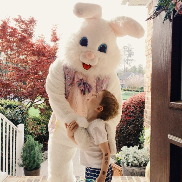 The Easter Bunny