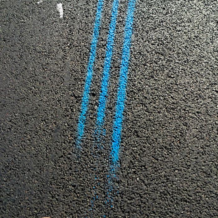 Berlin Marathon Blue Line