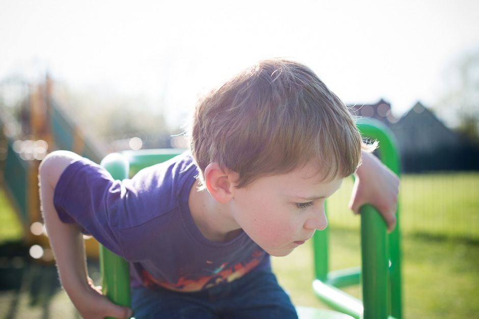 Springtime Playground
