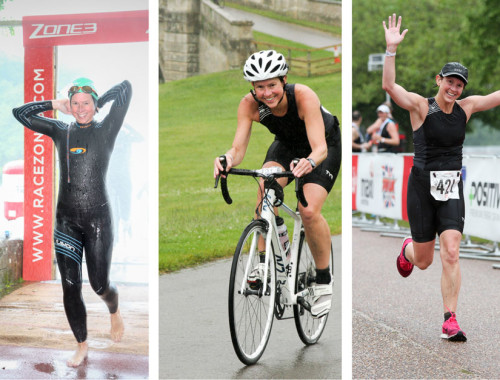 Blenheim Palace Triathlon 2015